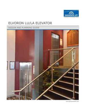 Elvoron LU/LA Design and Planning Guide