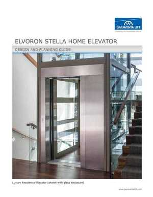 Elvoron Stella Design and Planning Guide