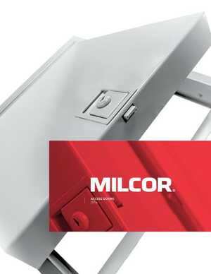 MILCOR Access Doors