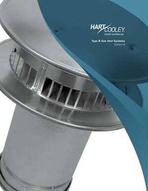 Hart & Cooley Type B Gas Vent Systems
