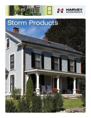 <!-- 028 -->Storm Products