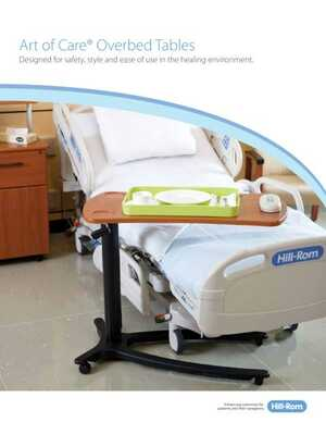 Art of Care Overbed Tables