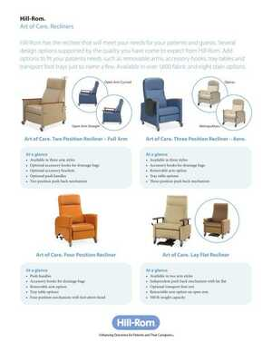 Art of Care Recliners
