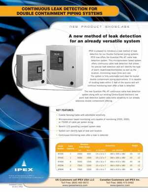 Datasheet - Continuous Cable Leak Detection