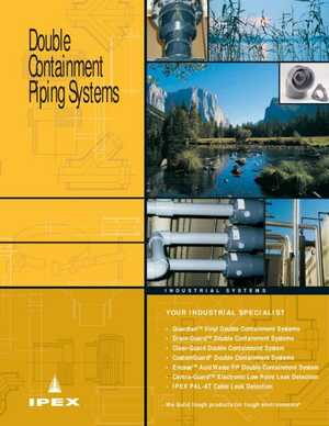 Product Catalog - Double Containment Piping Systems