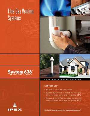 Product Catalog - System 636