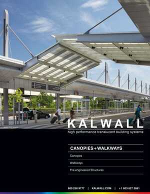 <!-- 018 -->Canopies and Walkways