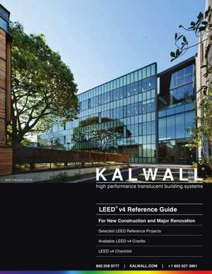 <!-- 026 -->LEED v4 Reference Guide