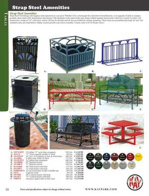 <!-- 070 -->Strap Steel Furnishings
