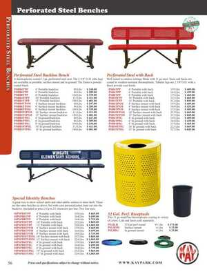 <!-- 076 -->Thermoplastic Coated Furnishings