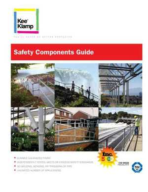 <!-- 022 -->Safety Components Guide  (Kee Klamp)