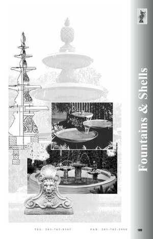<!-- 012 -->Fountains & Shells Catalog