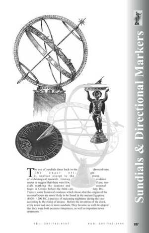 <!-- 018 -->Sundials Catalog