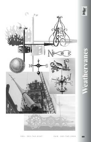 <!-- 026 -->Weathervanes Catalog