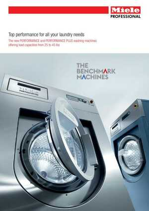 Benchmark Machines Brochure