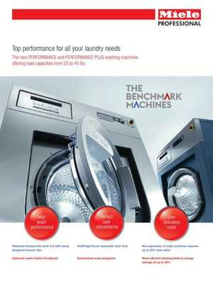 Benchmark Machines Flyer