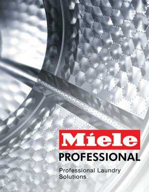 <!-- 012 -->Miele Professional Laundry Solutions