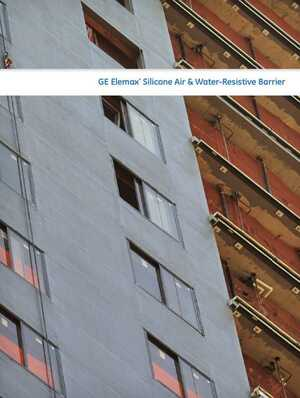 GE Elemax Silicone Air & Water-Resistive Barrier