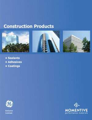 Joint Sealers e-Catalog