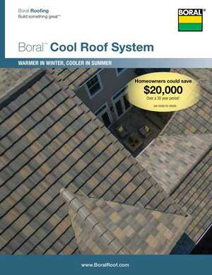 Concrete - Cool Roofing - Brochure