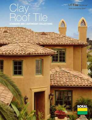 Clay - US Tile by Boral - Brochure