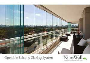 Operable Balcony Glazing Ideabook
