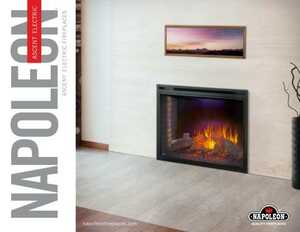 <!-- 014 -->Ascent Electric Fireplaces