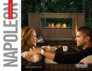 <!-- 032 -->Gas Fireplaces / Patioflames