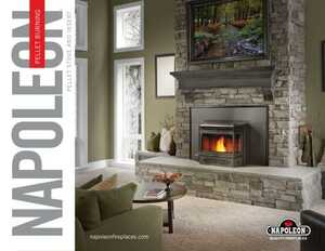 <!-- 026 -->Pellet Stove and Insert