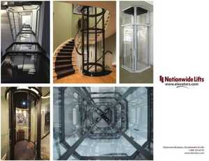 <!-- 010 -->Distinctive Elevators, Dumbwaiters & Lifts