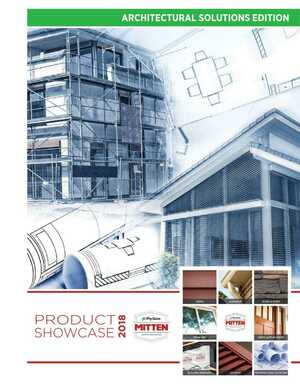 <!-- 010 -->Product Showcase - Architectural Solutions