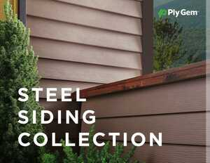 Steel Siding Collection