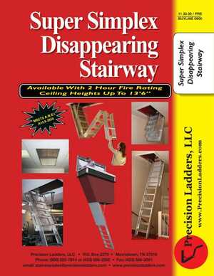 <!-- 024 -->Super Simplex Disappearing Stairway