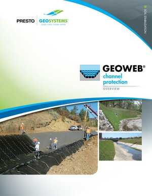 Geoweb Channel Protection