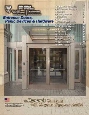 <!-- 016 -->Glass Door Panic Catalog