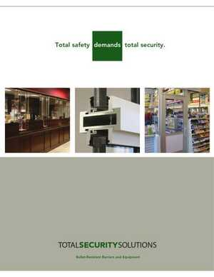 Ballistic Resistant Protection e-Catalog
