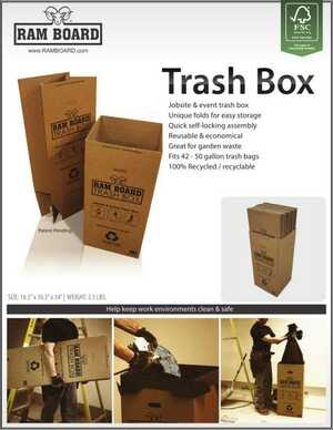 <!-- 020 -->Trash Box