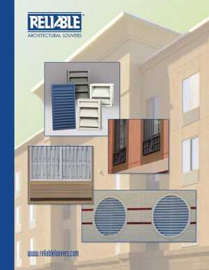 Architectural Louvers Brochure