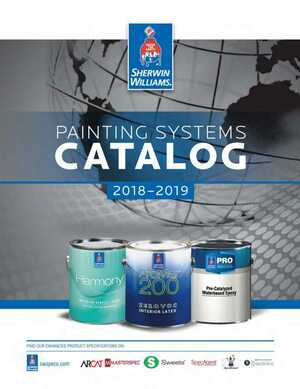 Painting Systems Catalog