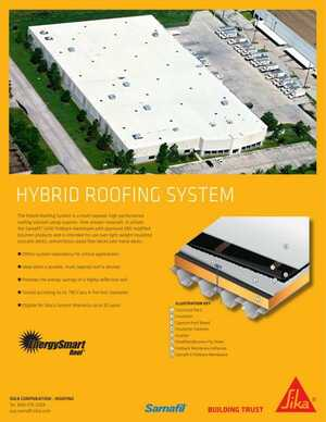 Hybrid Roofing System
