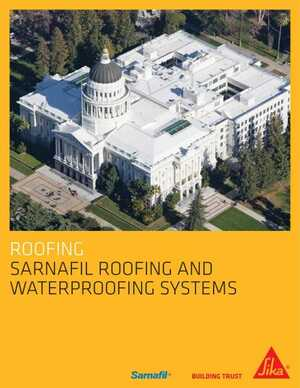Sarnafil Roofing and Waterproofing Systems
