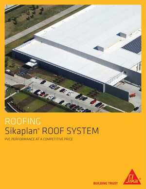 Sikaplan Roof System