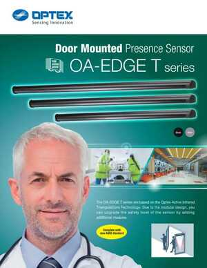 <!-- 044 -->OA-Edge T Door Mounted Presence Sensor