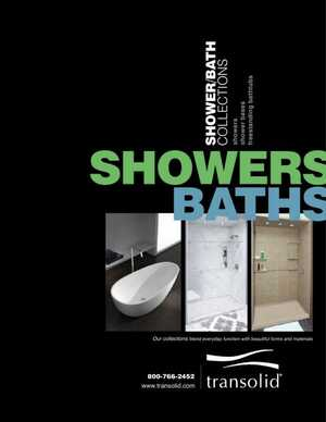 <!-- 010 -->Shower / Bath Collections