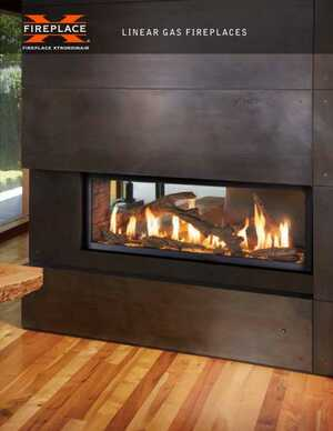 <!-- 014 -->Linear Gas Fireplaces