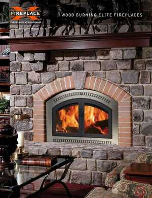 <!-- 018 -->Wood Burning Elite Fireplaces