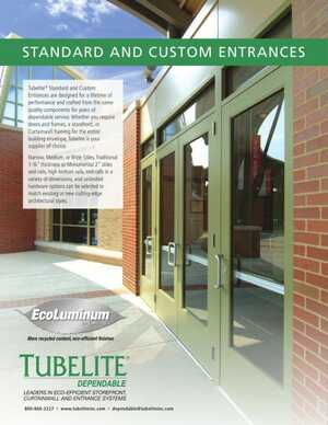 <!-- 034-->Standard and Custom Entrances
