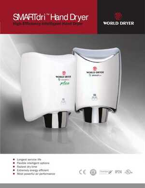 SMARTdri Hand Dryer Brochure
