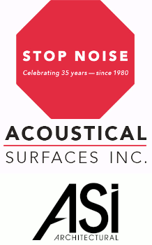 undefined by Acoustical Surfaces, Inc.