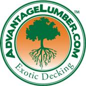 Advantage Trim & Lumber Co.    Natural Wood Rainscreen Siding